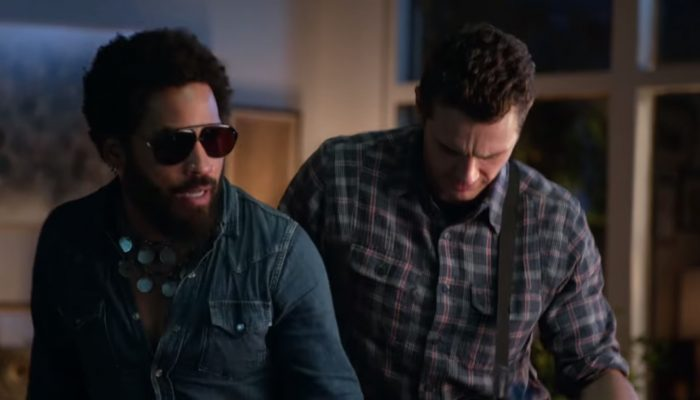 Activision: 'Watch James Franco and Lenny Kravitz Face Off in the New Guitar Hero Live Trailer'