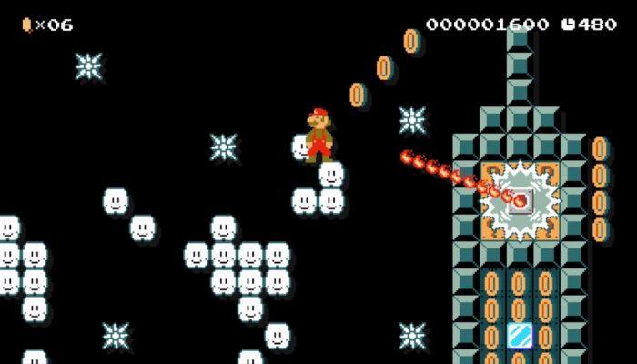 Super Mario Maker – Gagnant concours hebdo n°4