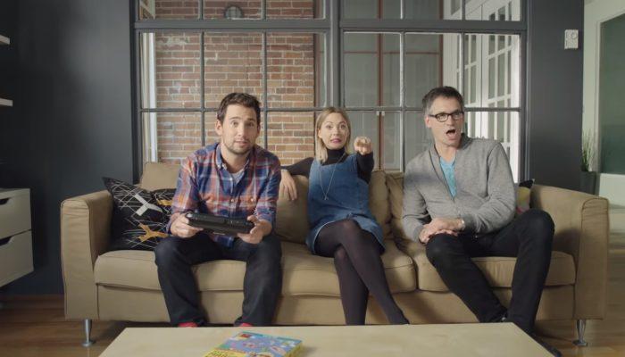 Super Mario Maker – Publicités québecoises