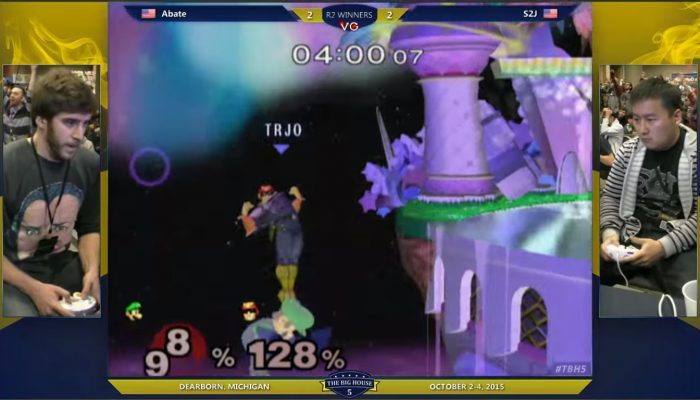 Melee Won't Even Let S2J Edgeguard