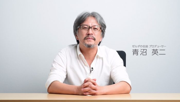 The Legend of Zelda: Tri Force Heroes – Japanese Commentary by Eiji Aonuma