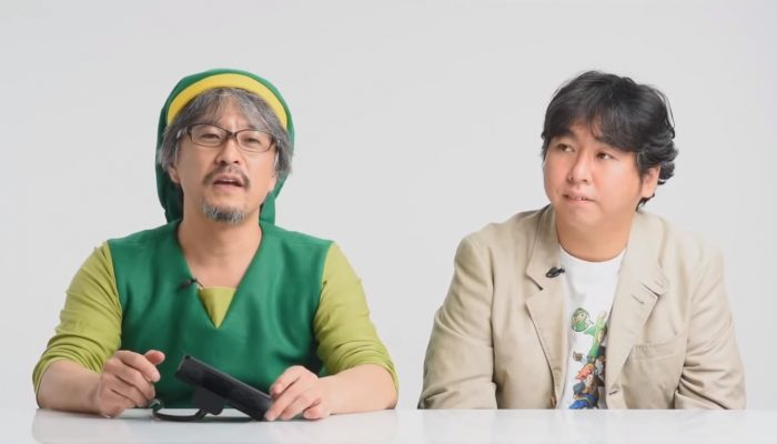 The Legend of Zelda: Tri Force Heroes – Japanese Let's Play with Eiji Aonuma and Hiromasa Shikata