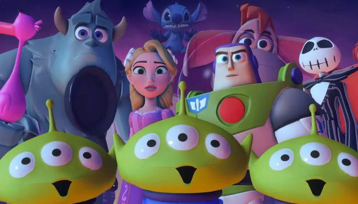 Disney Infinity 3.0 – Speaking Toy Box Commercial