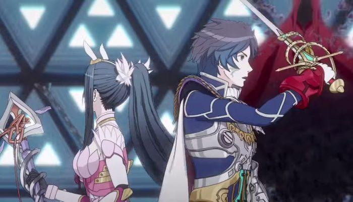 Shin Megami Tensei X Fire Emblem – Tsubasa Oribe Debut Song Trailer