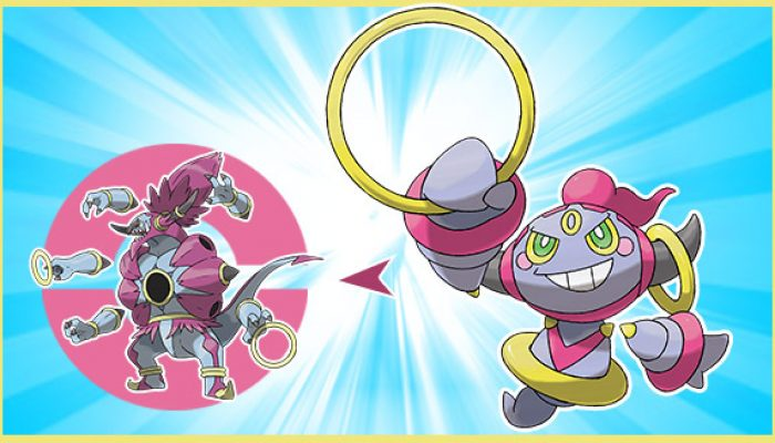 Pokémon: 'Get the Mythical Pokémon Hoopa at McDonald's!'