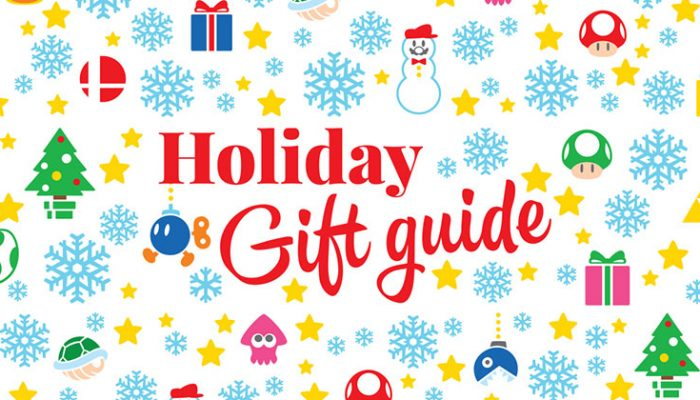 NoA: 'Nintendo's Holiday Gift Guide has arrived'