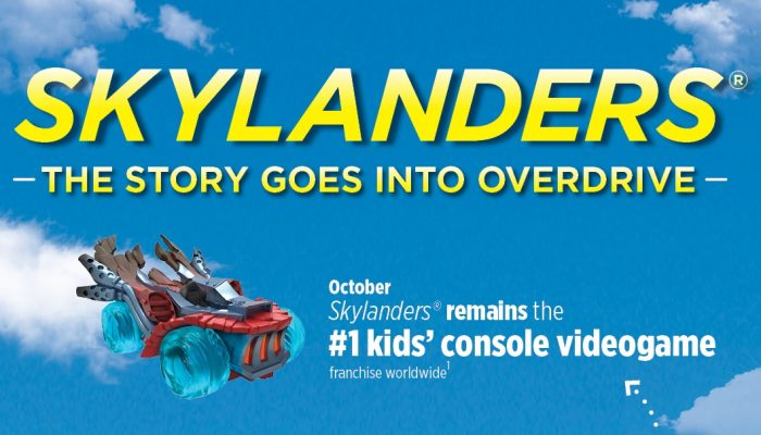 Activision: 'Skylanders is the #1 Kids Console Videogame Franchise Worldwide'