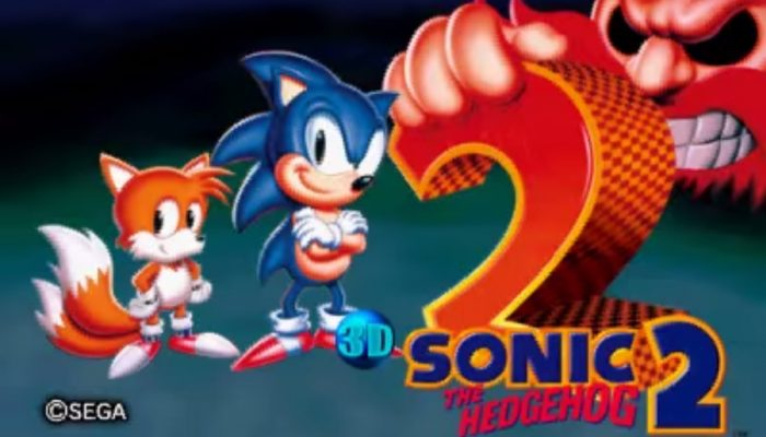 3D Sonic The Hedgehog 2 – Launch Trailer