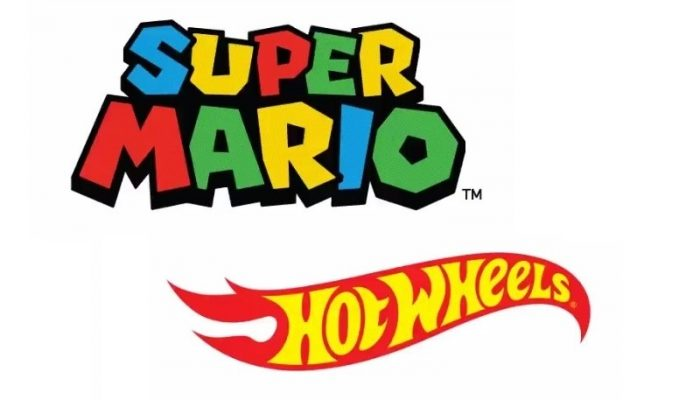 Hot Wheels partnering with Nintendo of America