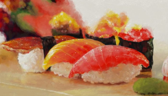 Art Academy: Home Studio – Drawing Sushi