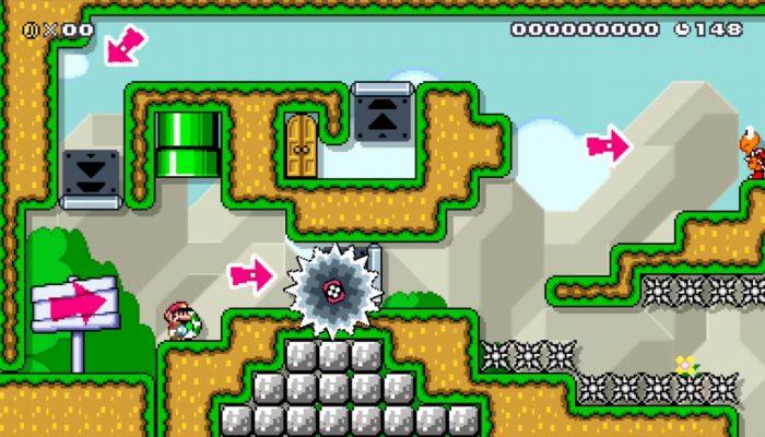 Super Mario Maker – Gagnant concours hebdo n°5