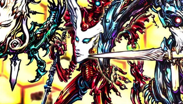 Shin Megami Tensei IV – Japanese Atlus Best Collection Trailer