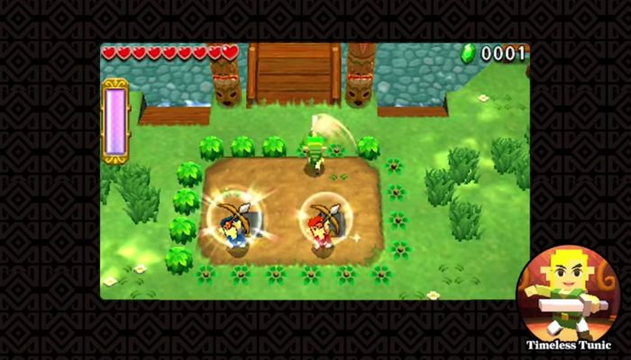 The Legend of Zelda: Tri Force Heroes – Let's Play with Mr. Aonuma