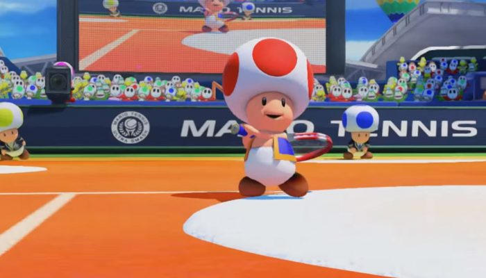 NoE: 'Mario Tennis: Ultra Smash for Wii U serves up mega multiplayer fun on November 20th'
