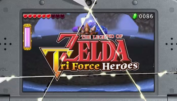 The Legend of Zelda: Tri Force Heroes – TV Commercial