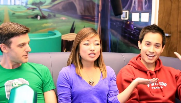 Nintendo Minute – The Legend of Zelda: Tri Force Heroes Let's Totem!