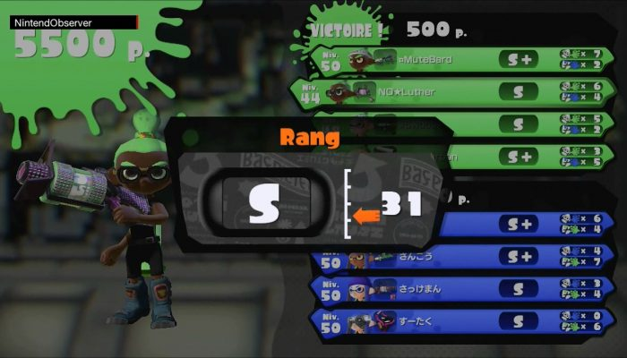 Splatoon, Quad Squad with Overlook: Tense, so tense.