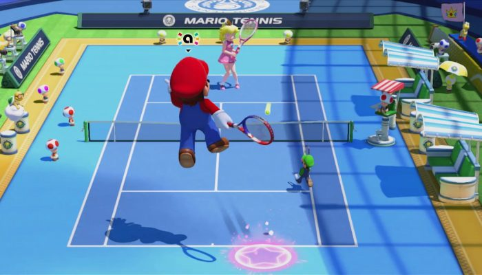 NoA: 'Nintendo Serves Up New Details about Mario Tennis: Ultra Smash'