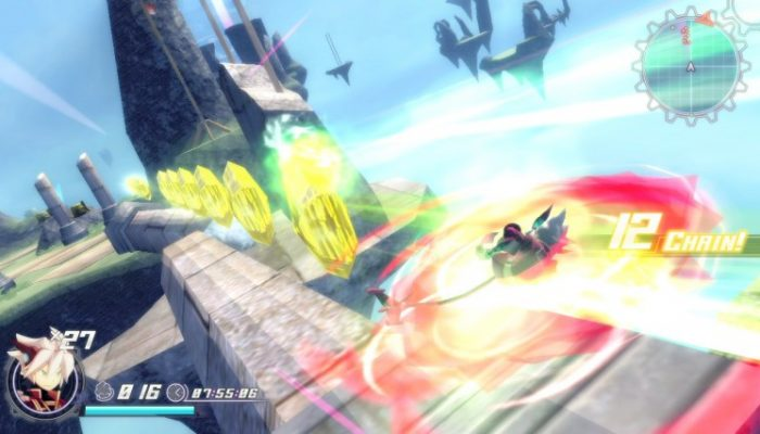 Nintendo UK: 'Developer Discussion: Rodea the Sky Soldier'