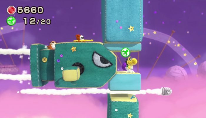 Yoshi's Woolly World – Launch Trailer