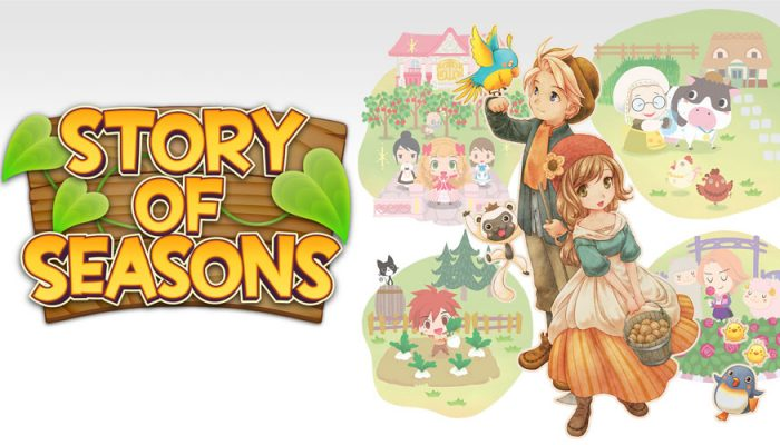 NoE: 'In shops and on Nintendo eShop this week: Story of Seasons'