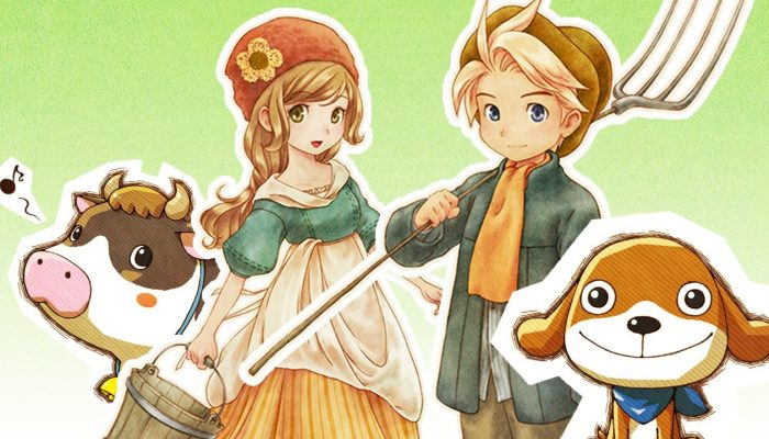 NoE: 'Become the cream of the crop in Story of Seasons, coming to Nintendo 3DS on January 8th'
