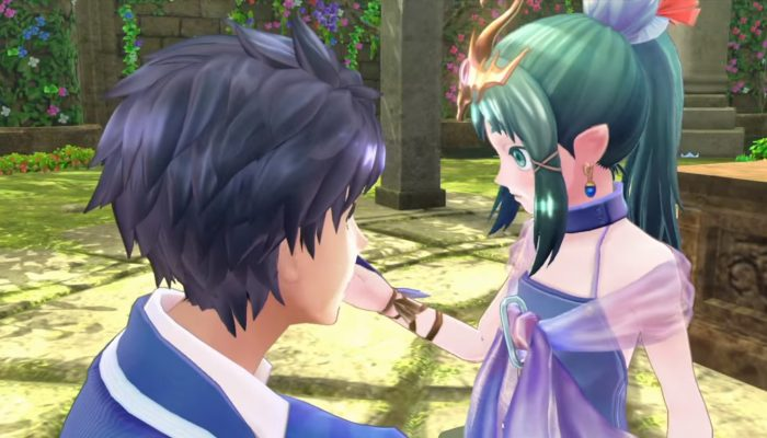 Shin Megami Tensei X Fire Emblem – Tiki Character Trailer