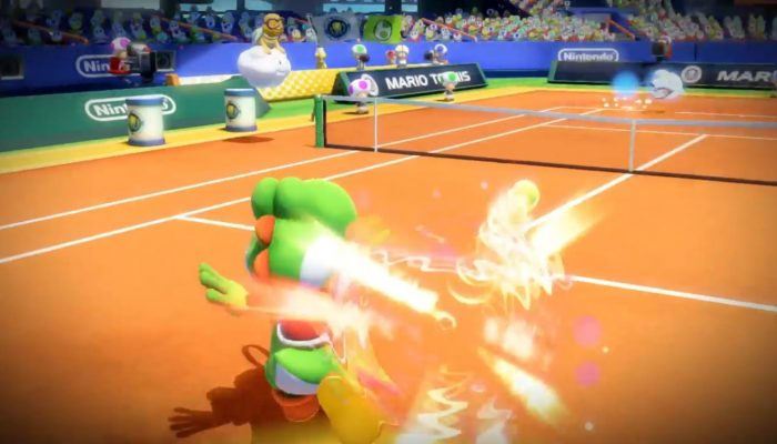 Mario Tennis: Ultra Smash – Japanese Overview Trailer