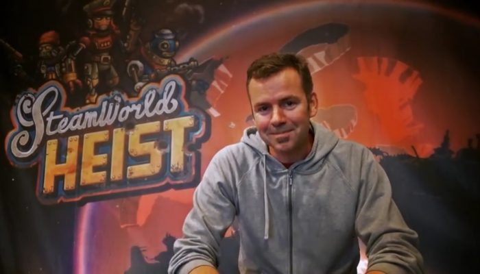 SteamWorld Heist – Bande-annonce avec Brjánn Sigurgeirsson