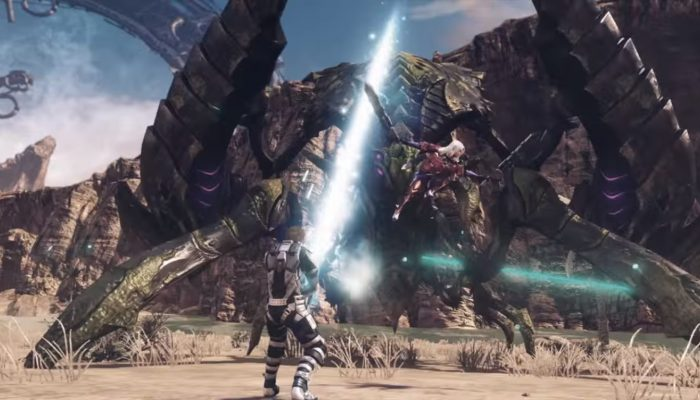 Xenoblade Chronicles X – Survival Commercial Extended Cut