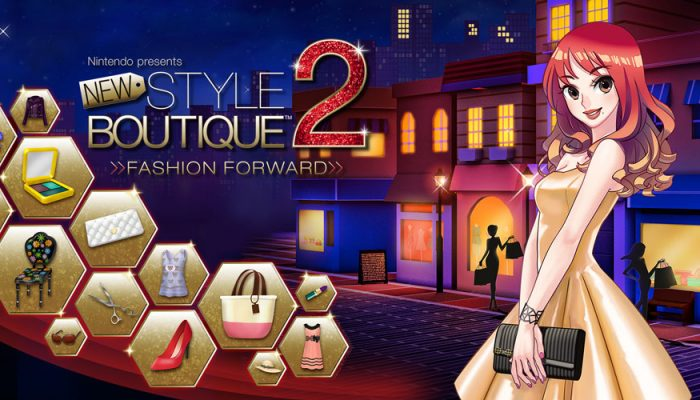 NoE: 'Prepare to take the fashion industry by storm with our Nintendo presents: New Style Boutique 2 – Fashion Forward website'