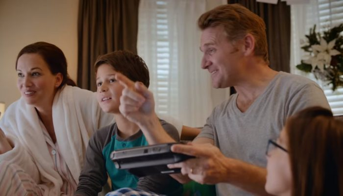Wii U – Magical Nights Commercial