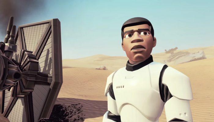 Disney Infinity 3.0 – Star Wars: The Force Awakens Play Set Trailer