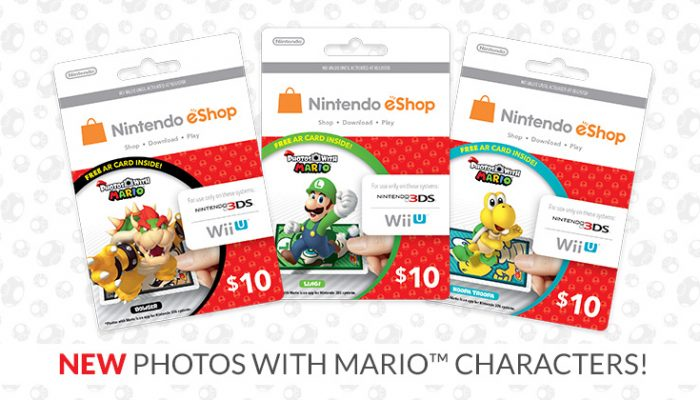 NoA: 'Have fun with your favorite Mushroom Kingdom characters!'
