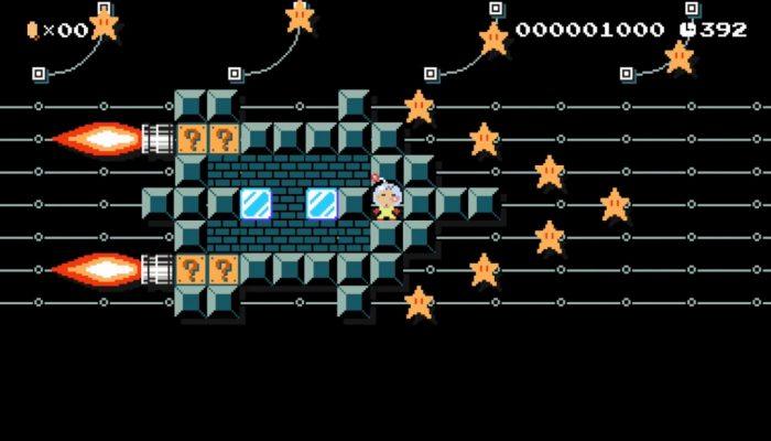 Super Mario Maker – Gagnant concours hebdo n°10