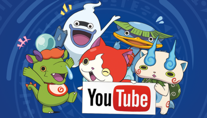 Yo-kai Watch Season 1 episodes are coming to Youtube