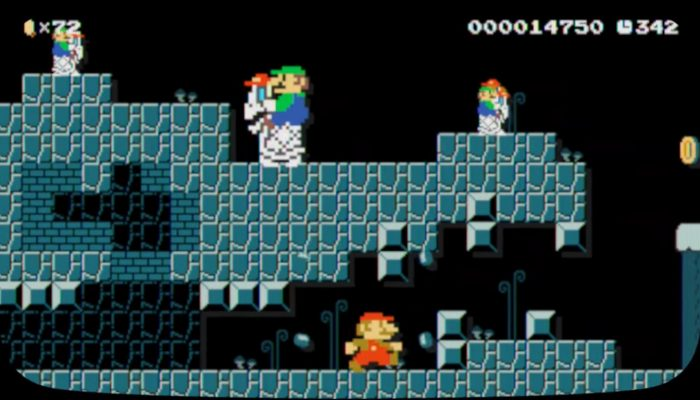Super Mario Maker – Gagnant concours hebdo n°7