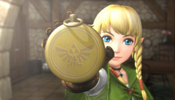 Hyrule Warriors Legends – Linkle Screenshots and a New Weapon for Ganondorf