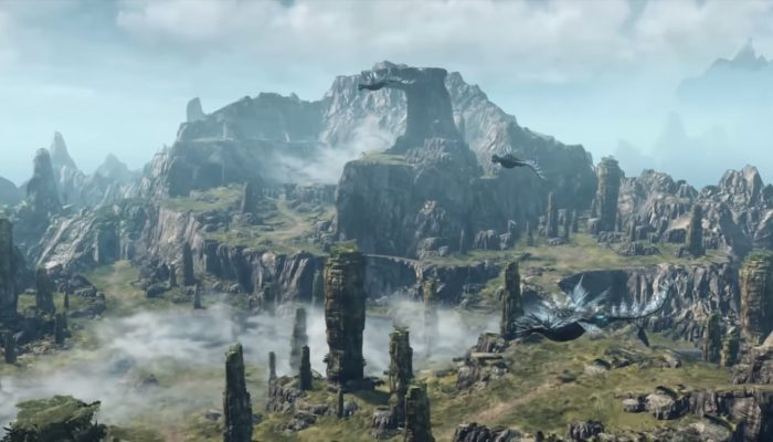 NoE: 'Discover humanity's new homeworld, Mira, at our Xenoblade Chronicles X website'