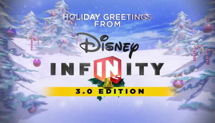 Disney Infinity 3.0 – 12 Days of Disney Infinity Commercial