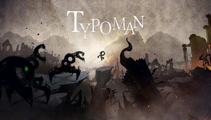 NoA: 'Typoman launches today, exclusively for Wii U'