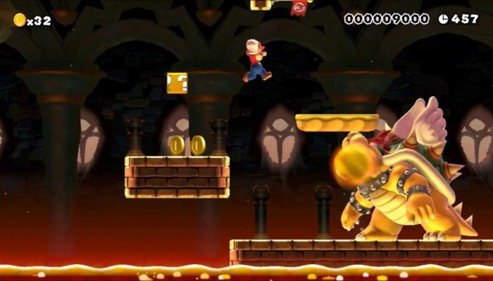 Super Mario Maker – Gagnant concours hebdo n°9
