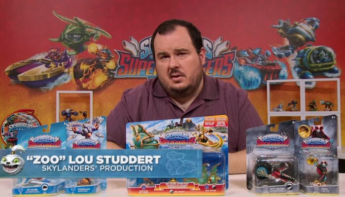 Skylanders SuperChargers – Fiesta, Storm Blade, Sea Racing Pack Unboxing
