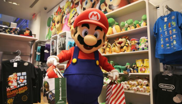 NoA: 'Nintendo Hardware Bundles, Game Deals Highlight Great Values for Black Friday'