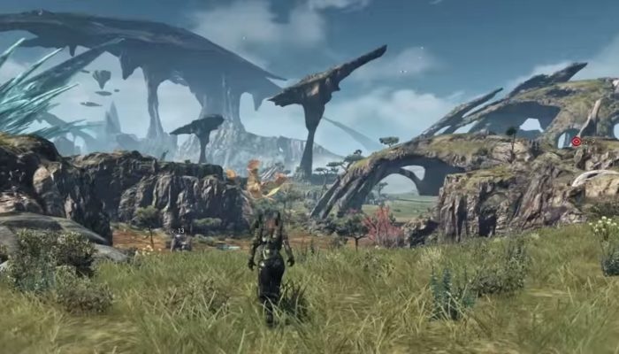 Xenoblade Chronicles X – Survival Commercial