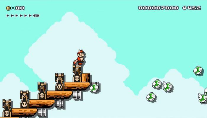 Super Mario Maker – Gagnant concours hebdo n°8