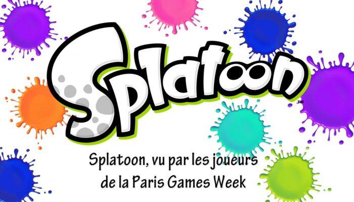 Splatoon – Splatoon vu par les joueurs de la PGW