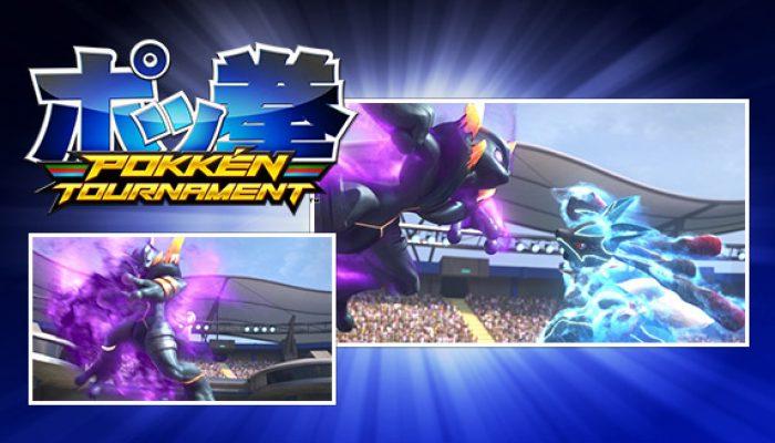 Pokémon: 'Pokkén Tournament Launches in spring, 2016!'