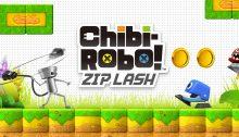 Chibi-Robo Zip Lash