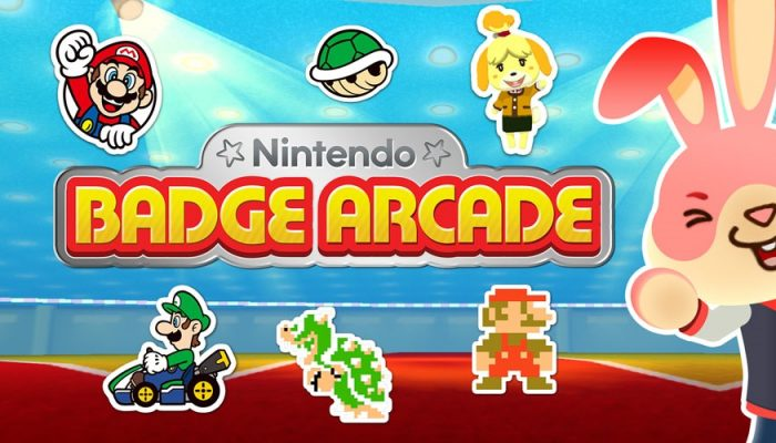 NoE: 'Nintendo Badge Arcade lets Nintendo 3DS owners jazz up their system from November 13th'